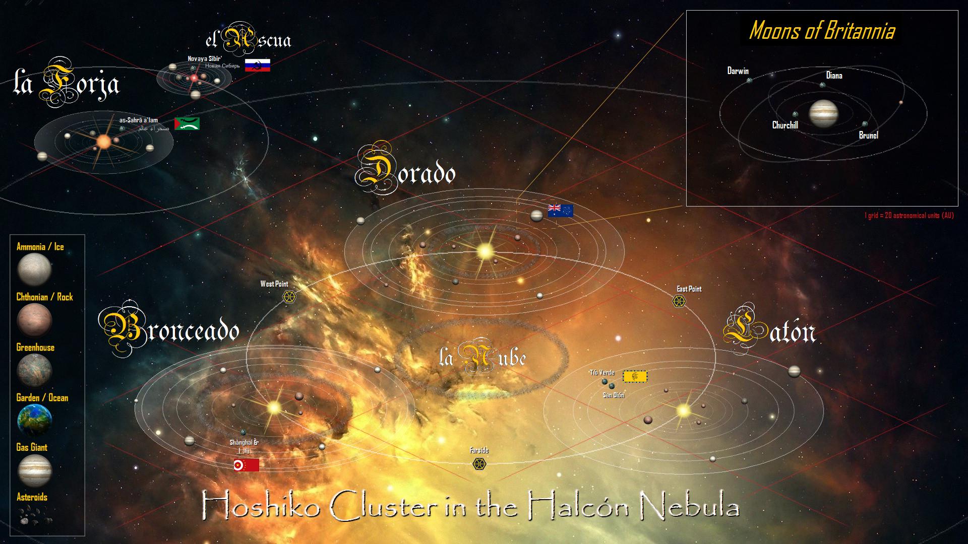 Hoshiko Cluster